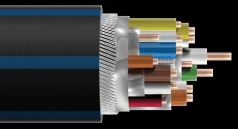 הפנים של הכבל HDMI