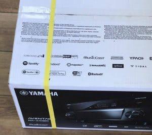 רסיבר קולנוע ביתי דגם RX-A1080 YAMAHA 7.2 ערוצים 2 אזורי שמע