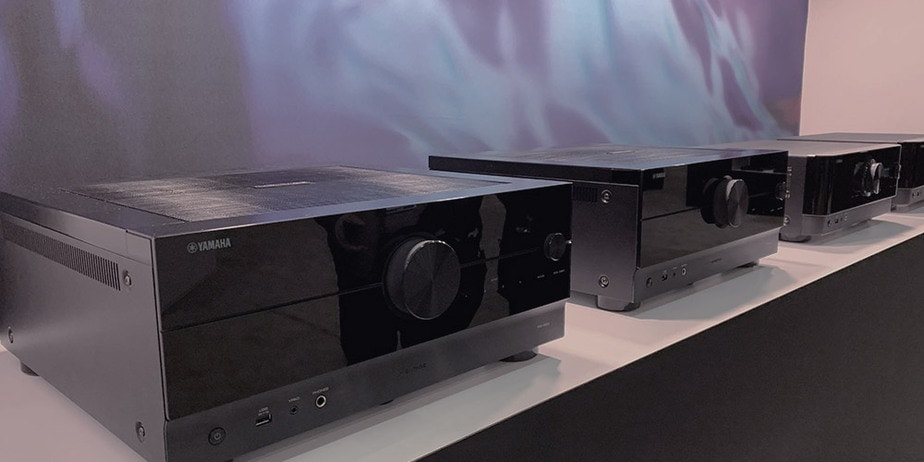 Yamaha AVENTAGE RX-A2A RX-A4A RX-6A RX-A8A NEW 2020